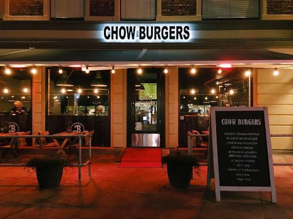 Chow Burgers